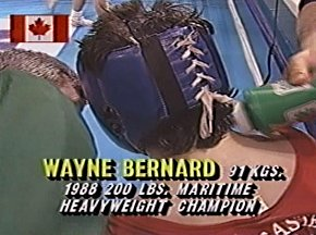 Peter McNeeley vs Wayne Bernard - Image #4