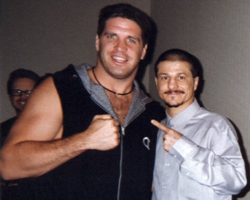 PETER McNEELEY AND JOHNNY TAPIA