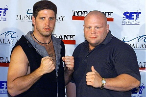 Peter McNeeley and Butterbean - Fists