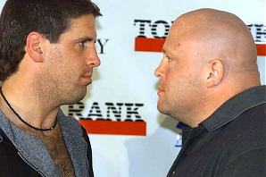 Peter McNeeley and Butterbean - Staredown