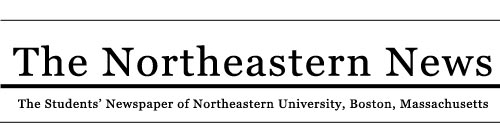 THE NORTHEASTERN UNIVERSITY NEWS
