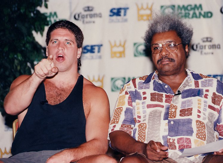 PETER McNEELEY AND DON KING