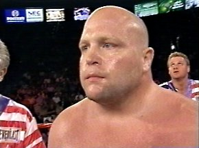 Staredown: McNeeley vs Butterbean - Image #02