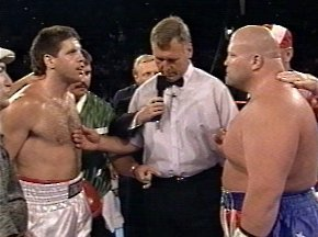 Staredown: McNeeley vs Butterbean - Image #08