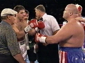 Staredown: McNeeley vs Butterbean - Image #18
