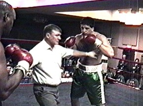Peter McNeeley vs Larry Davis - Image #6
