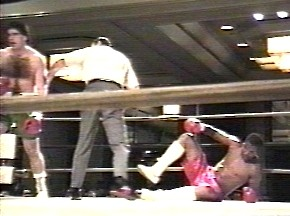 McNeeley vs Dorsey II - Image #07A