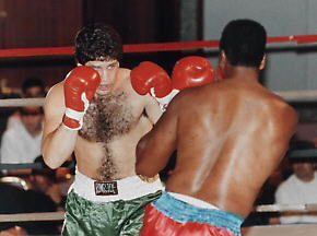 Peter McNeeley vs Van Dorsey II - Image #3