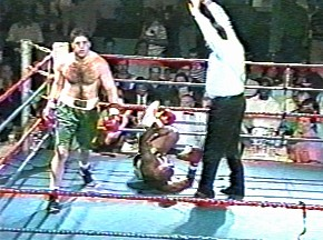 Peter McNeeley vs Lopez McGee - Image #19