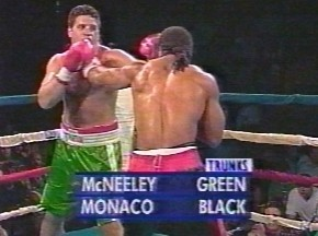 Peter McNeeley vs Louis Monaco - Image #4