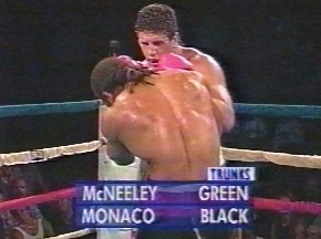 Peter McNeeley vs Louis Monaco - Image #6