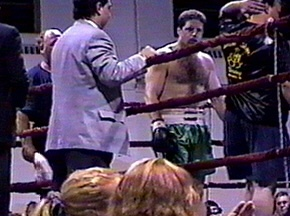 Peter McNeeley vs Joe Siciliano - Image #1