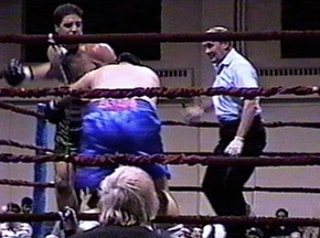 Peter McNeeley vs Joe Siciliano - Image #9